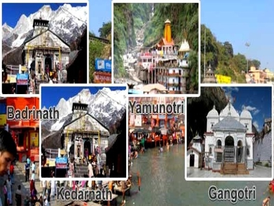 Chardham Budget Tour From Haridwar