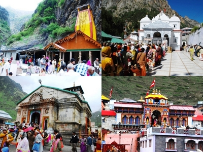 Chardham Deluxe Tour Package