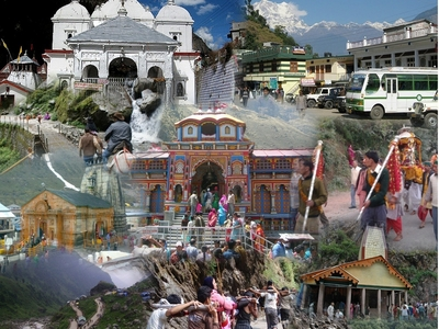 Chardham Deluxe Yatra from Haridwar