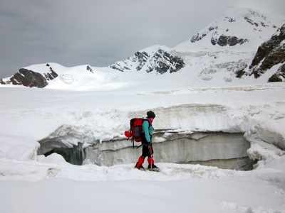 Bunderpunch Glacier Trek
