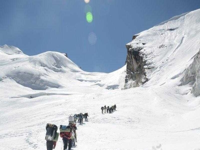 Kedarnath Glacier Trek