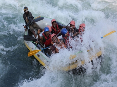 Budget Rafting in Rishikesh