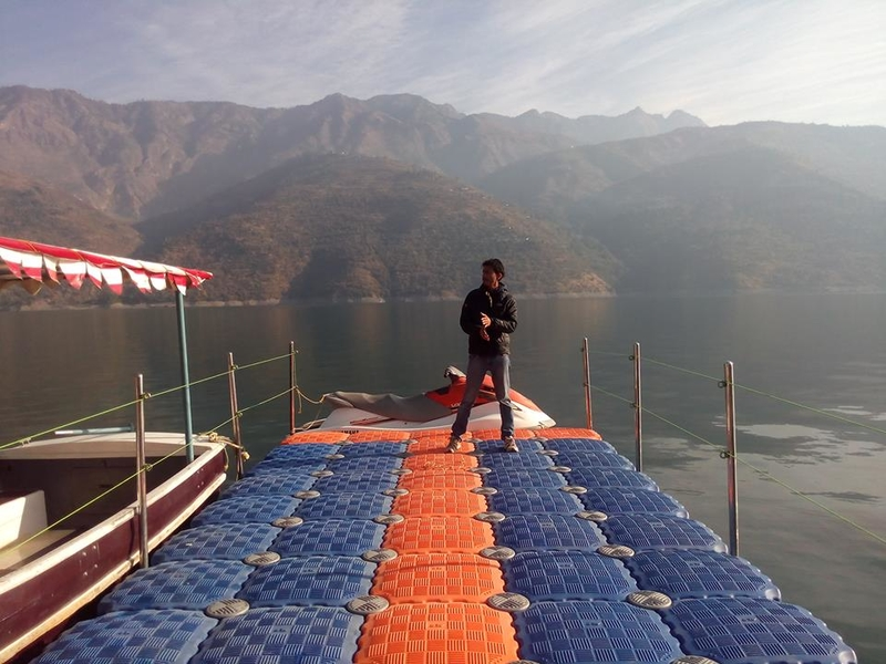 Land Sports Tehri Lake