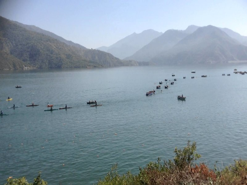 Water Sports Tehri Lake