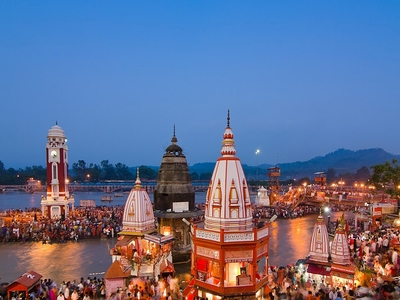 Haridwar Rishikesh Tour from Delhi